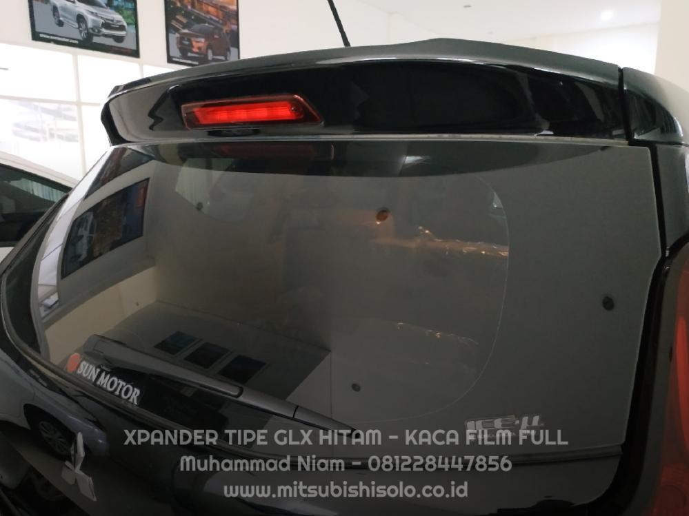 Xpander Tipe GLX Warna Hitam, Apa Saja Kelebihannya