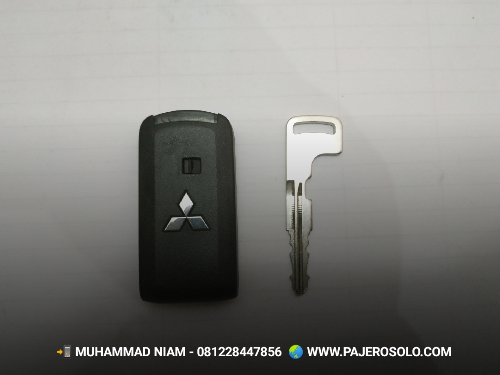 Kunci keyless Mitsubishi Xpander ganti baterai habis.jpg