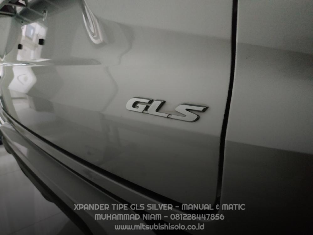 Mitsubishi Xpander GLS Silver Kredit Solo - Promo